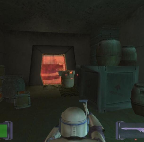 Star Wars Bounty Hunter PS2 GC LucasArts Xtreme Retro 8