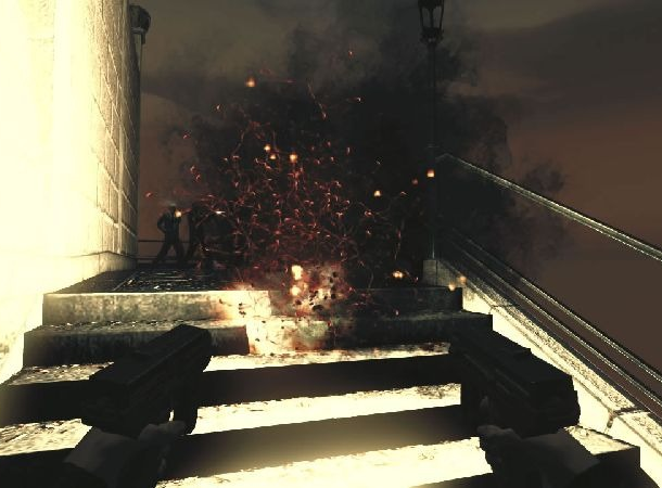 The Darkness PS3 Xbox 360 FPS Xtreme Retro 9