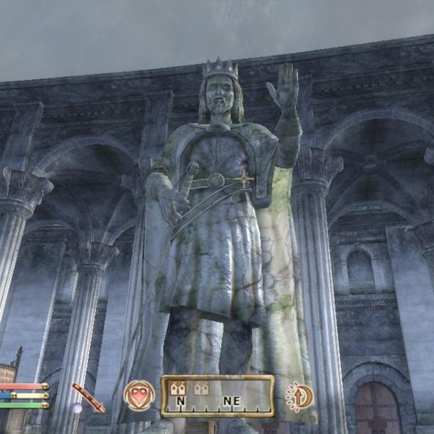 The Elder Scrolls Oblivion PC Xbox 360 PS3 Xtreme Retro 15
