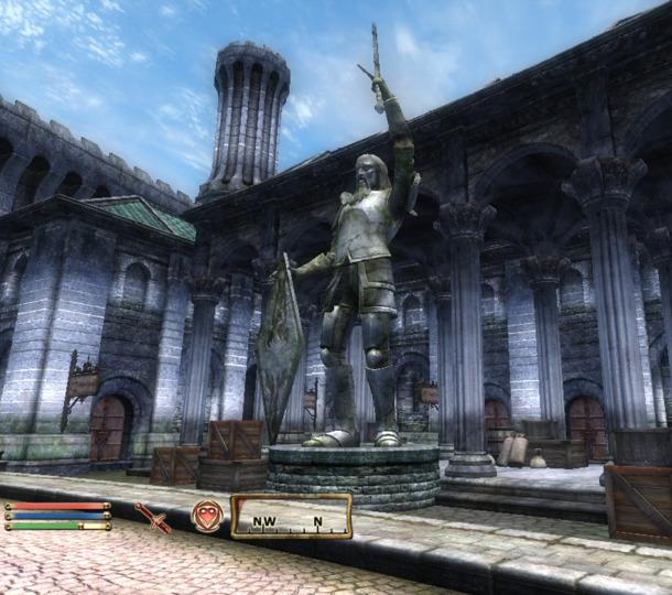 The Elder Scrolls Oblivion PC Xbox 360 PS3 Xtreme Retro 6