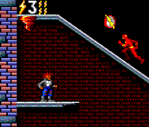 The Flash Probe Entertainment Sega Master System Xtreme Retro 11
