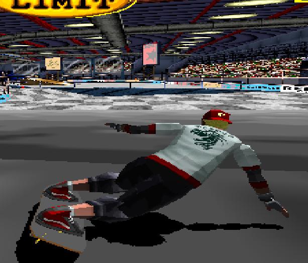 Top Skater Sega Model 2 AM2 AM4 Arcade Xtreme Retro 1