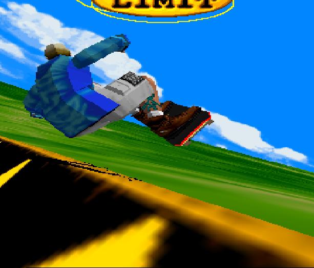 Top Skater Sega Model 2 AM2 AM4 Arcade Xtreme Retro 10