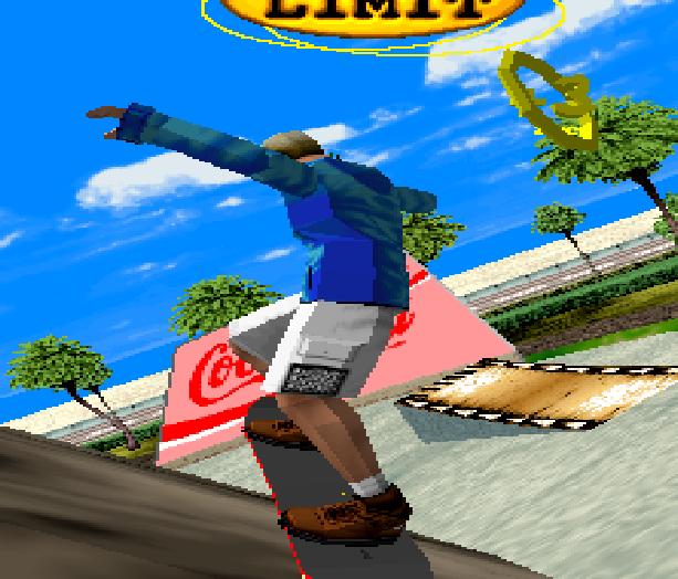 Top Skater Sega Model 2 AM2 AM4 Arcade Xtreme Retro 11