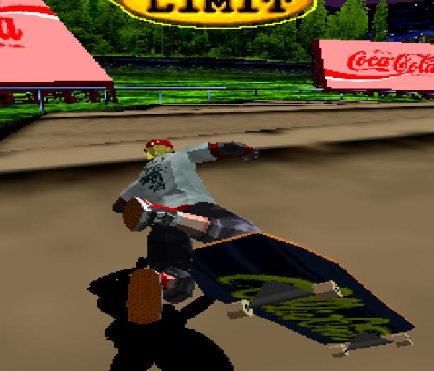 Top Skater Sega Model 2 AM2 AM4 Arcade Xtreme Retro 2