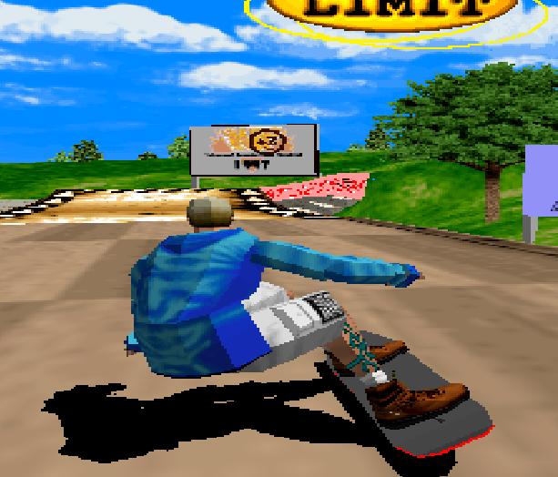 Top Skater Sega Model 2 AM2 AM4 Arcade Xtreme Retro 6