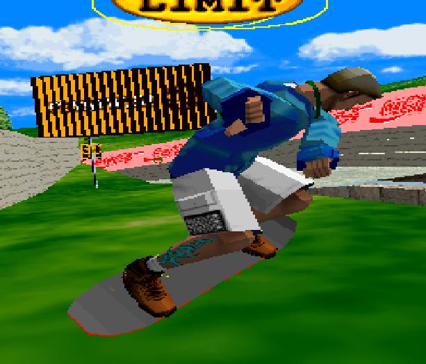 Top Skater Sega Model 2 AM2 AM4 Arcade Xtreme Retro 7
