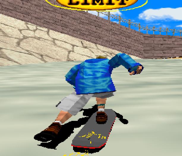 Top Skater Sega Model 2 AM2 AM4 Arcade Xtreme Retro 9