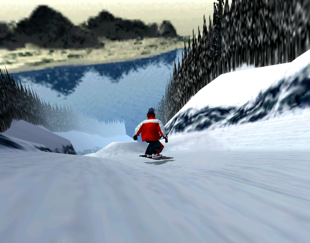 1080 Snowboarding N64 Xtreme Retro 1