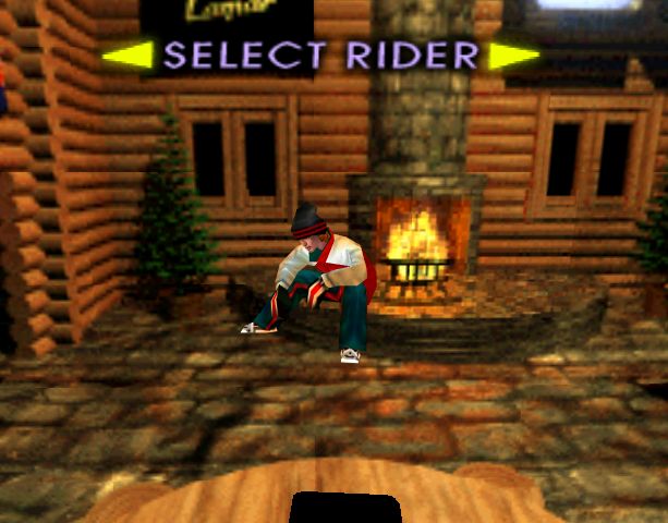 1080 Snowboarding N64 Xtreme Retro 2