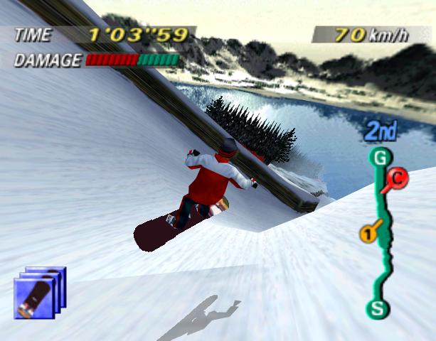 1080 Snowboarding N64 Xtreme Retro 3