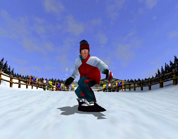 1080 Snowboarding N64 Xtreme Retro 4