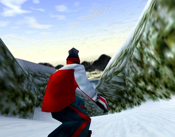 1080 Snowboarding N64 Xtreme Retro 6