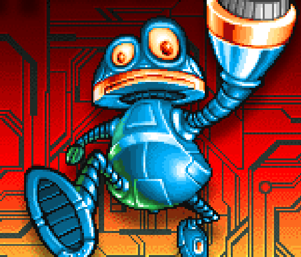 Chibi-Robo! Plug Into Adventure Pixel Art Nintendo GameCube Xtreme Retro