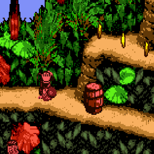 Donkey Kong Country Nintendo Game Boy Color Rare  Xtreme Retro 4