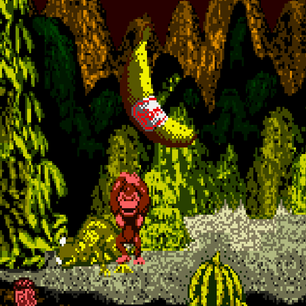 Donkey Kong Country Nintendo Game Boy Color Rare  Xtreme Retro 8