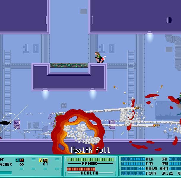 IJI Indie Videogame Xtreme Retro 3