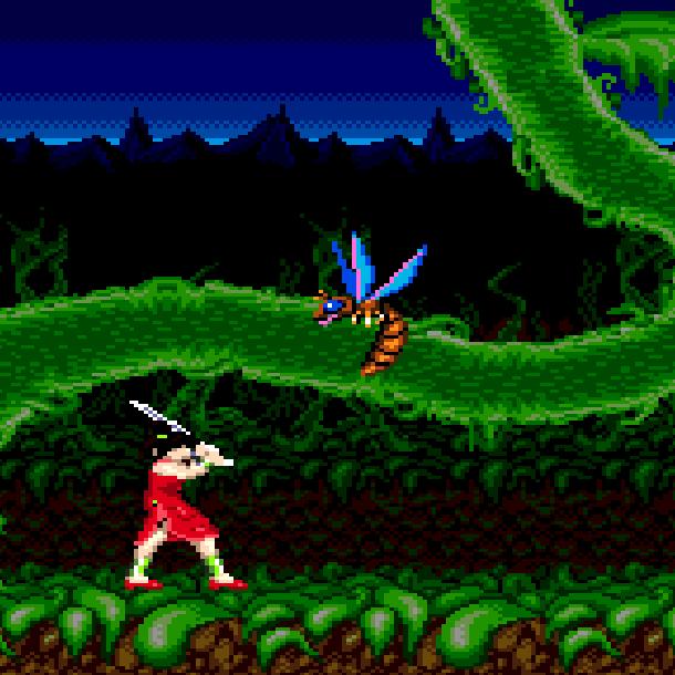 Mamono Hunter Yohko Manga Sega Genesis Mega Drive Xtreme Retro 1