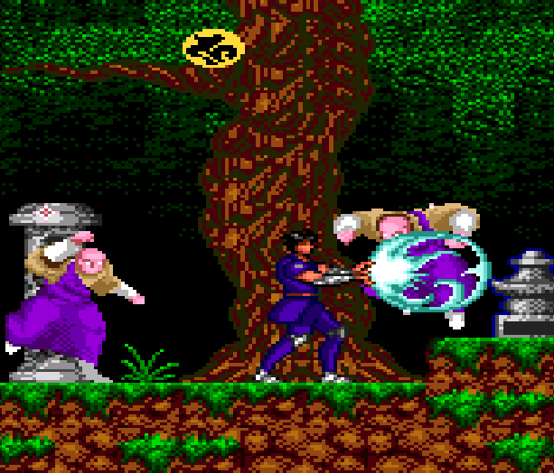 Mystic Defender Sega Genesis Mega Drive Xtreme Retro 3