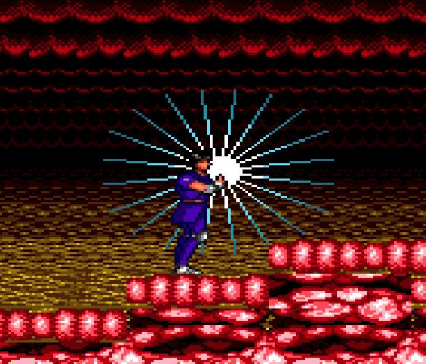 Mystic Defender Sega Genesis Mega Drive Xtreme Retro 4