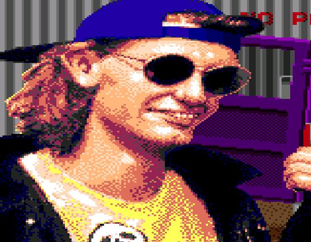 Skitchin Electronic Arts Sega Genesis Mega Drive Xtreme Retro 1