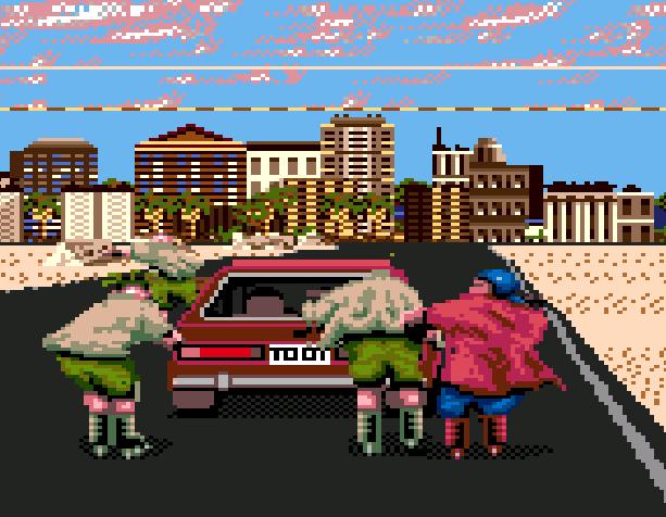 Skitchin Electronic Arts Sega Genesis Mega Drive Xtreme Retro 6