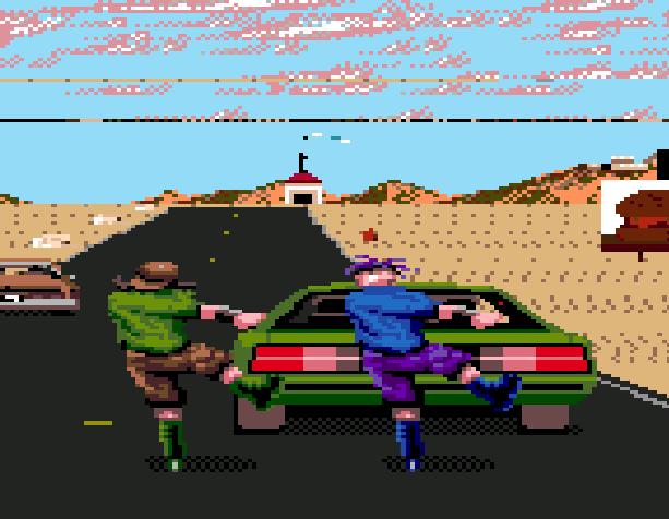 Skitchin Electronic Arts Sega Genesis Mega Drive Xtreme Retro 9