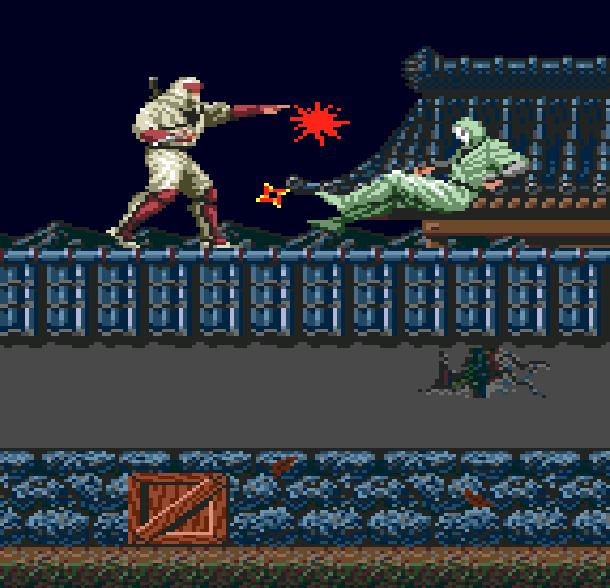 The Revenge of Shinobi Sega Mega Drive Genesis Xtreme Retro