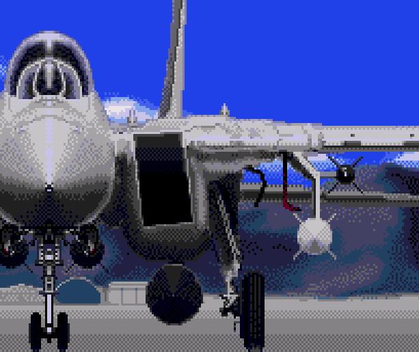 Top Gun Pixel Art Xtreme Retro