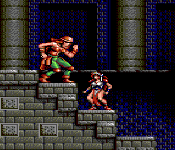 Alisia Dragoon Sega Genesis Mega Drive Xtreme Retro 3