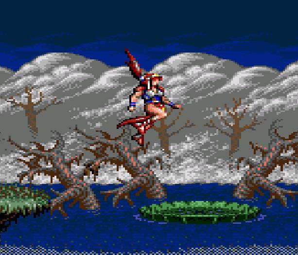 Alisia Dragoon Sega Genesis Mega Drive Xtreme Retro 5