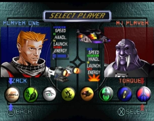 Ballblazer Champions LucasArts Factor 5 PlayStation Xtreme Retro 1