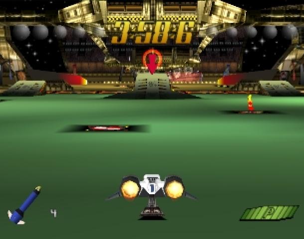 Ballblazer Champions LucasArts Factor 5 PlayStation Xtreme Retro 5