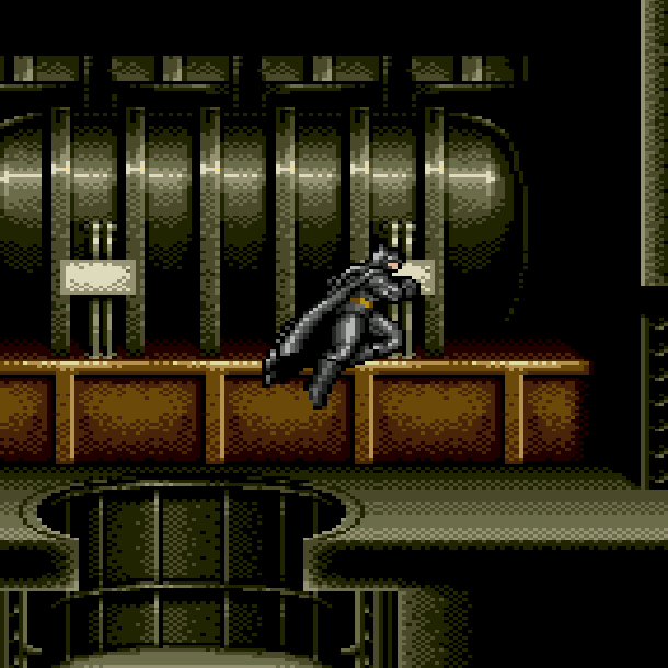 Batman Sunsoft Sega Genesis Mega Drive Xtreme Retro 10