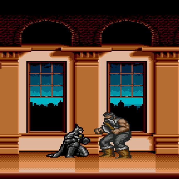 Batman Sunsoft Sega Genesis Mega Drive Xtreme Retro 11