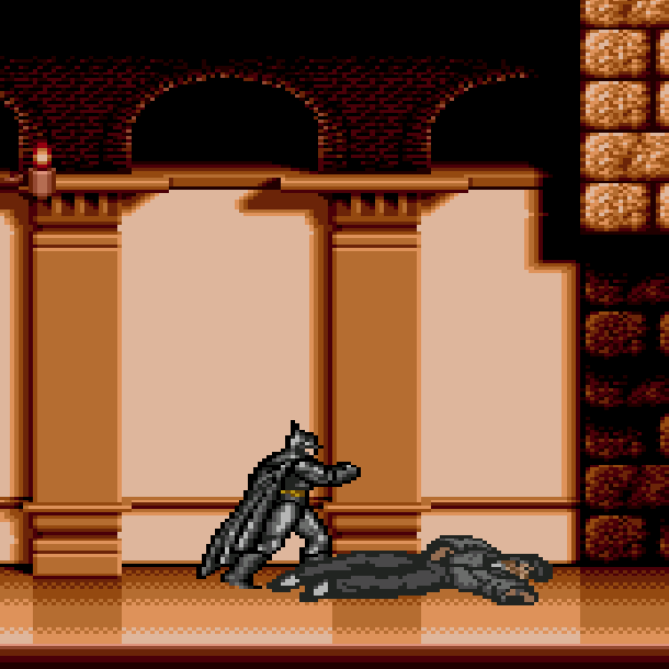 Batman Sunsoft Sega Genesis Mega Drive Xtreme Retro 12