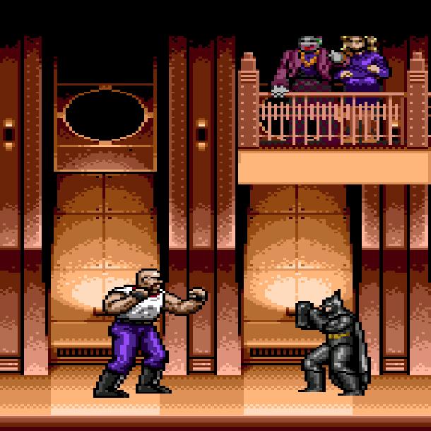 Batman Sunsoft Sega Genesis Mega Drive Xtreme Retro 14