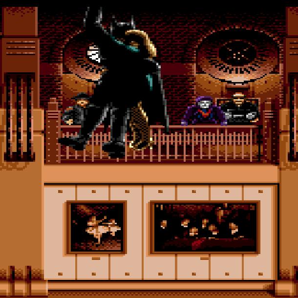 Batman Sunsoft Sega Genesis Mega Drive Xtreme Retro 15