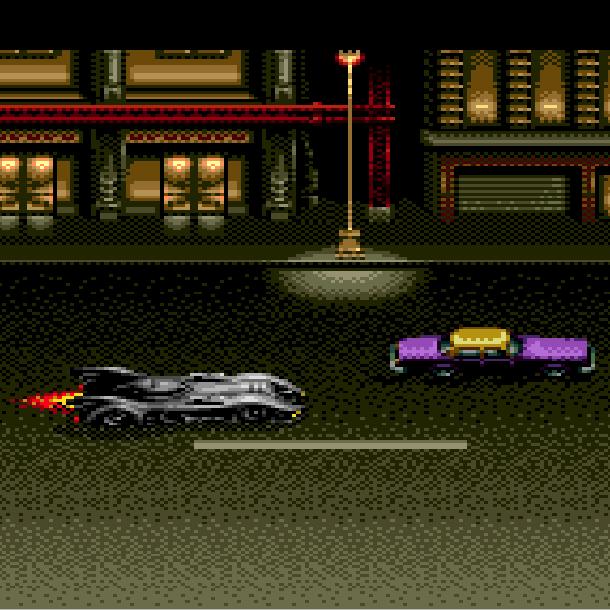 Batman Sunsoft Sega Genesis Mega Drive Xtreme Retro 16