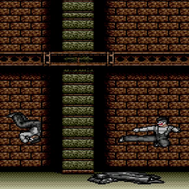 Batman Sunsoft Sega Genesis Mega Drive Xtreme Retro 18