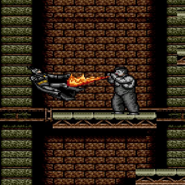 Batman Sunsoft Sega Genesis Mega Drive Xtreme Retro 19
