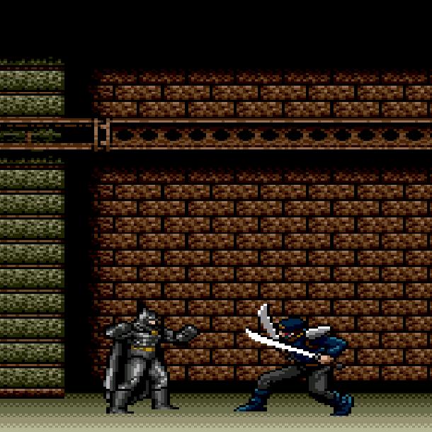 Batman Sunsoft Sega Genesis Mega Drive Xtreme Retro 20