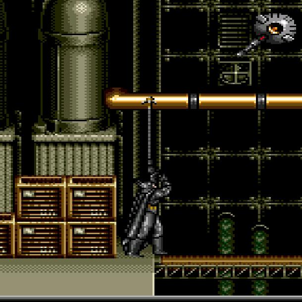 Batman Sunsoft Sega Genesis Mega Drive Xtreme Retro 5