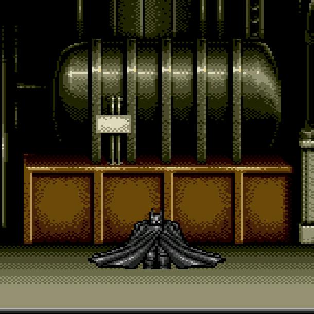 Batman Sunsoft Sega Genesis Mega Drive Xtreme Retro 6