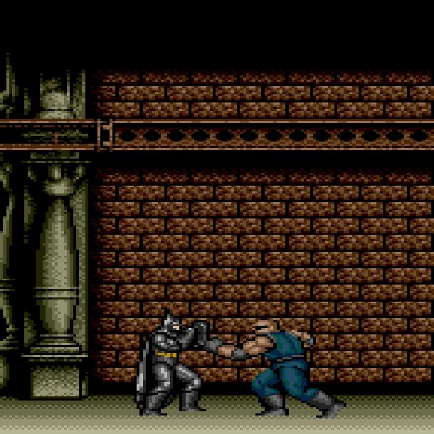 Batman Sunsoft Sega Genesis Mega Drive Xtreme Retro 7