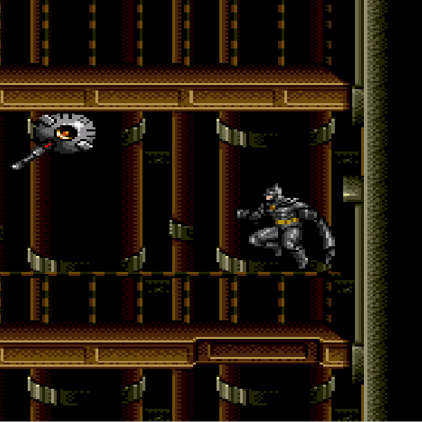 Batman Sunsoft Sega Genesis Mega Drive Xtreme Retro 8