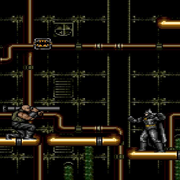 Batman Sunsoft Sega Genesis Mega Drive Xtreme Retro 9