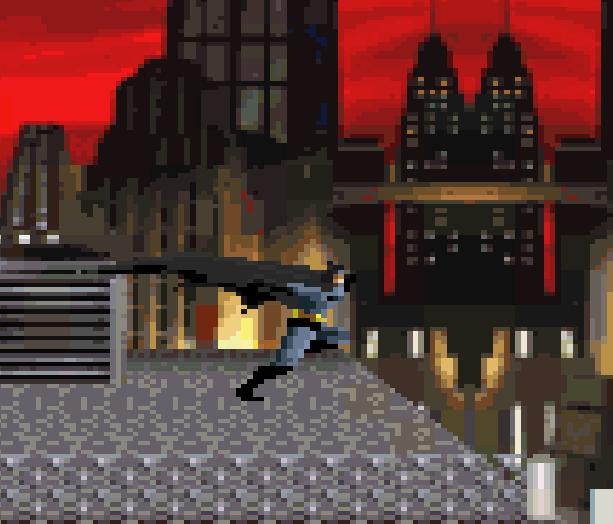 Batman Vegeance Game Boy Advance GBA Xtreme Retro 3