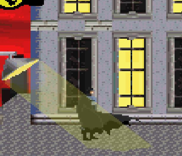 Batman Vegeance Game Boy Advance GBA Xtreme Retro 4
