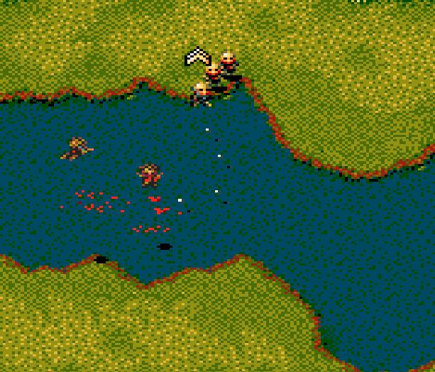 Cannon Fodder Sega Genesis Mega Drive Xtreme Retro 1
